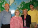 Mike and I visiting Jim and Jan Schmitt on an '09 trip to Ireland!